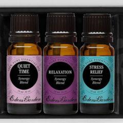 De-Stress Essential Oils