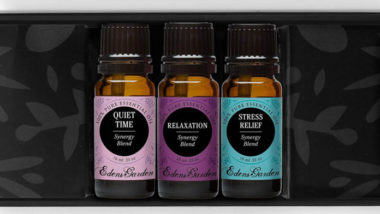 De-Stress Essential Oils