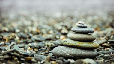 Meditation rocks